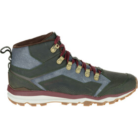 Merrell All Out Crusher Mid Chaussures Homme, rosin